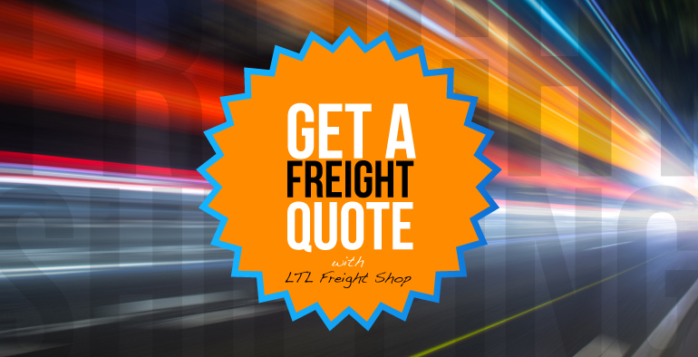 Get a quote on Freight